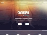 screenshot https://www.camerail.com/ Caméra de surveillance : sécurité agricole et élevage