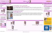 screenshot http://www.camoin-cie.com boutique tarot de marseille