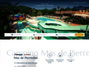 Camping 4 étoiles Mas de Pierredon, Bandol
