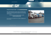 screenshot http://www.campbon-transport.com/ campbon, transport de messagerie express en bretagne 56