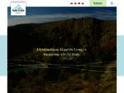 Camping Belle Hutte dans les Vosges