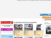Petites annonces gratuites de camping cars d'occasion