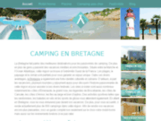 Vacances en camping sur Bretagne