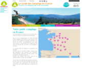 Camping en France : guide camping, location villégiature, location camping bord mer