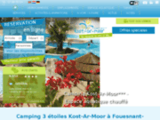 Camping Kost-Ar-Moor - camping 3 étoiles