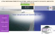 Camping Keranterec dans le Finistère à Fouesnant
