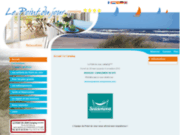 screenshot http://camping-lepointdujour.com le point du jour camping accès direct plage