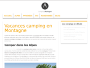 Toute l'information pour votre camping en montagne