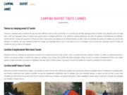 Camping de France sur toute l'année