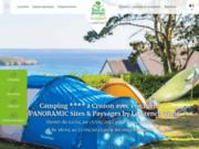 Camping le Panoramic 4 étoiles à Crozon