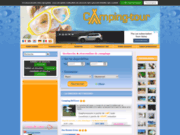 screenshot http://www.camping-tour.fr camping france