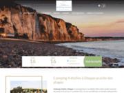 screenshot http://www.camping-vitamin.com camping vitamin' dieppe