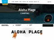 Camping 3 étoiles à Sampzon