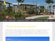 Vacances à Argeles