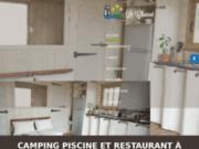 Location de chalets et mobil home Puy de dome (63) : Camping Le Chanset