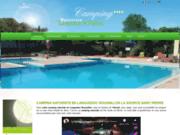 screenshot http://www.campingstpierre.com camping naturiste la source saint pierre