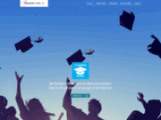 screenshot http://www.campus-mare.fr diplôme reconnu par l'état en tant que chargé de recrutement