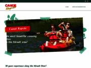 screenshot http://canoe-rapido.com canoe montpellier