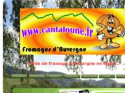 screenshot http://www.cantaloune.fr cantaloune