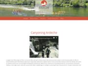 Canyoning Ardèche