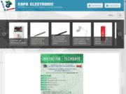 Capa Electronic, spécialiste du brasage