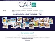screenshot http://www.capprivileges.fr/ cap privileges - comite d'entreprise pour tpe pme