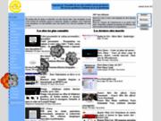 Capucinet, gestion de sites favoris et annuaire personnel