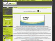 screenshot http://carbovert.com/ carbovert filtration d'eau avec charbon actif