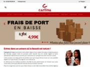 screenshot http://carlina-paris.fr Creme aloe vera