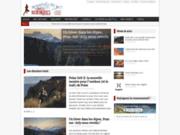 screenshot http://www.carnets-nordiques.com Voyages en régions nordiques