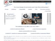Site Web de Carpe Diem services informatiques Lyon et Télécom
