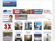 screenshot http://www.carrelage-net.com carrelage-net.com : achetez moins cher