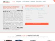 screenshot http://www.carrentals-ltd.fr Car Rental LTD