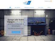 Garage automobile Carromec à Rosheim