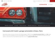 Carrosserie AD Creativ', garage automobile à Chanu, Flers