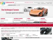 screenshot http://www.carrosserie-csl-94.com garage csl carrosserie