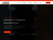 CARSO Agroalimentaire : analyse de la composition nutritionnelle des aliments
