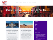 screenshot http://www.carsrouges.fr/ Cars Rouges