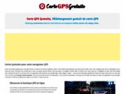 Carte GPs gratuite à télécharger