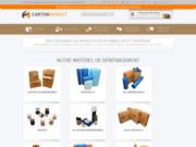 Vos cartons de déménagement à portée de clic