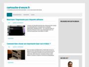 Cartouche D'encre, blog généraliste sur les imprimantes