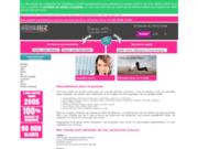 screenshot http://www.cartouche-encre.biz cartouche et toner - vente en ligne