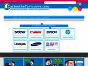 screenshot http://www.cartouchecartouche.fr cartouchecartouche : toutes les cartouches d'encre pour imprimante