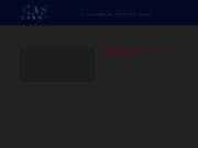 screenshot http://www.cas.fr location matériel sono et vidéo - cas