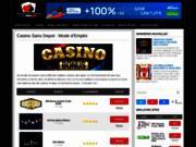 Comparateur des meilleurs sites de casino en ligne