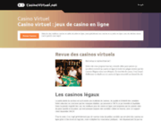 CasinoVirtuel.Net Guide de Casinos