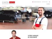 screenshot http://www.castel-auto.com Castel Auto