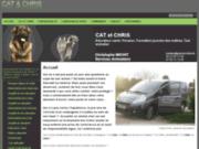 Cat et Chris, services animaliers