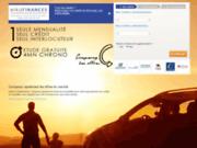 screenshot http://www.catf.fr/ rachat pret