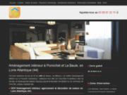 screenshot http://www.cavaro.com aménagement intérieur